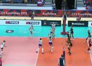 Российские волейболистки сыграют против сборной Словакии