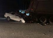 В Адыгее в ДТП с грузовиком погиб сотрудник полиции из Краснодарского края