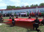На Кубани отметили 77-ю годовщину атаки под станицей Кущевской