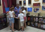 В Каневском районе частная сельская галерея и арт-студия отметили свое 15-летие