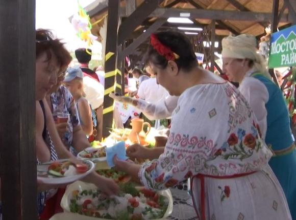 Фестиваль кубанской индюшки в «Атамани» посетили более 4 тыс. человек