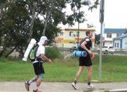 Два ультрамарафонца побежали из Краснодара в Сочи