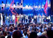 Победителем «Новой волны» стала албанская певица Инис Незири