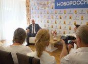 Мэр Новороссийска Игорь Дяченко: к 2030 году в городе будет 500 тыс. жителей