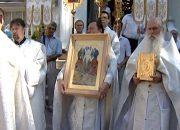 В Краснодаре православные христиане отметили Преображение Господне