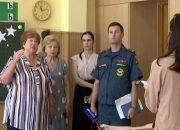 В Краснодаре сотрудники МЧС проверят школы на пожароопасность