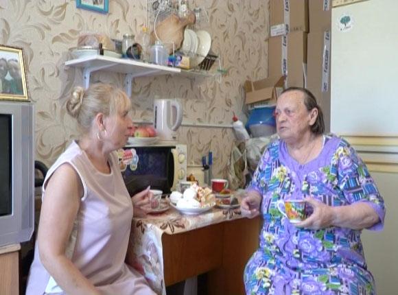 В Новороссийске пенсионеры обрели новые семьи по проекту «Старшее поколение»