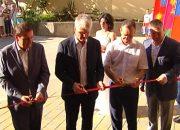 В Сочи торжественно открыли школу единоборств