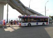 В Новороссийске начали курсировать троллейбусы в сторону Шесхариса