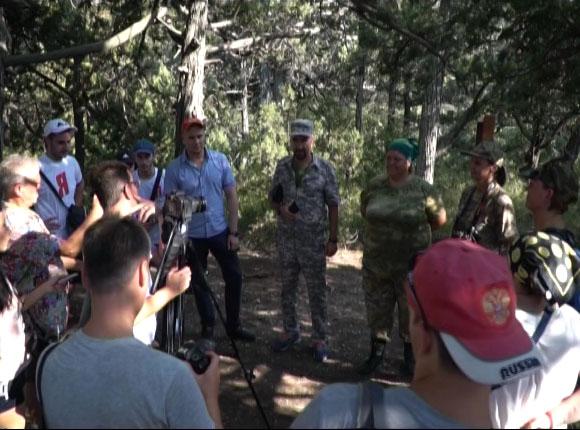 В Анапе после реконструкции открыли туристический маршрут «Каньон»