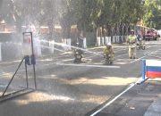 На Кубани работают почти 2 тыс. пожарных-добровольцев