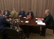 Владимир Путин провел в Анапе оперативное совещание Совета безопасности