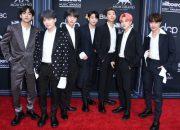 Южнокорейская поп-группа BTS ушла в длительный отпуск