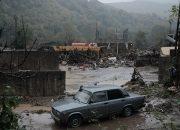 В двух селах Туапсинского района восстановили три разрушенных паводком моста