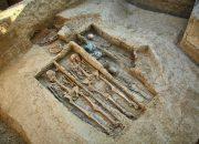 Археологи нашли в Фанагории неразграбленную усыпальницу V века н. э.