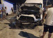 В Новороссийске в аварии с маршруткой пострадали четыре человека