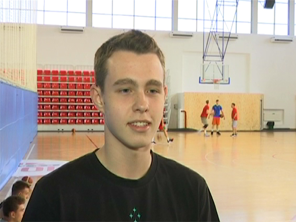 Игрок команды «Локомотив-Кубань-2004» побывал в США на турнире Junior NBA