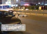 Стали известны подробности ДТП в Краснодаре, в котором погибли двое пешеходов
