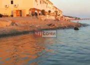 В Сочи из моря достали тело мужчины
