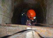 В Отрадненском районе спасатели достали кошку из колодца глубиной 10 метров