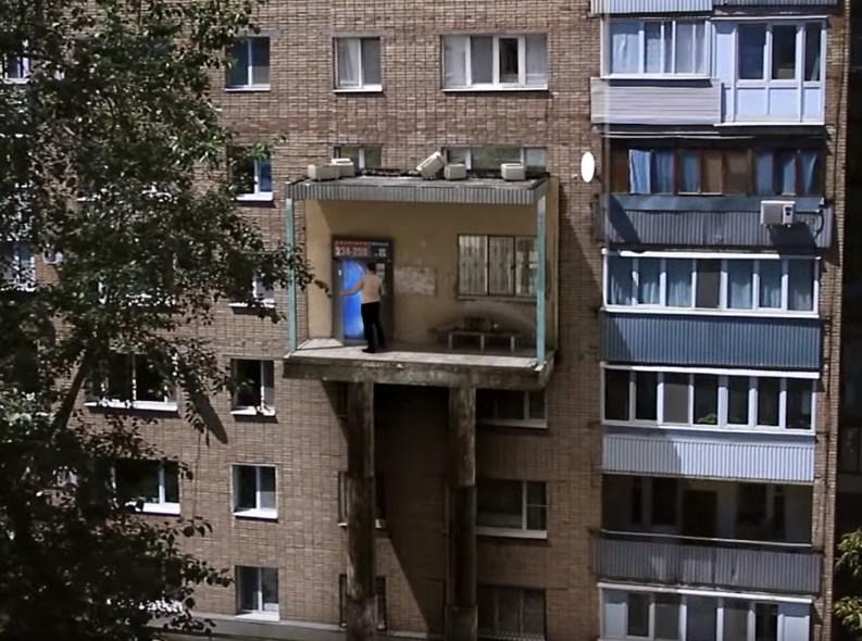 лифт-подъезд