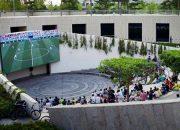 В парке «Краснодар» покажут трансляцию выездного матча «быков» с «Тамбовом»
