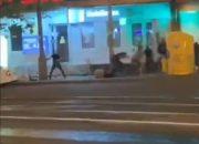 В Краснодаре полиция ищет участников стрельбы на Вишняковском рынке