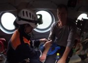 Сочинские спасатели вертолетом эвакуировали туриста, которому стало плохо