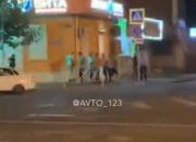 Несколько подозреваемых участников ночной перестрелки в Краснодаре задержаны