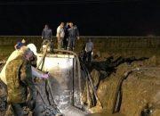 В Новороссийске начали возобновлять подачу воды после аварии