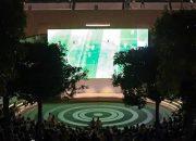 В парке «Краснодар» покажут выездной матч «быков» с «Олимпиакосом»
