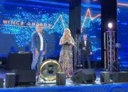 В Сочи Анне Семенович сделали предложение на сцене фестиваля