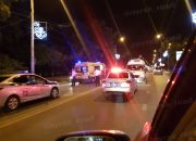 В Новороссийске иномарка ночью сбила двух пешеходов