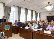 В Адыгее прошло заседание Кабинета министров республики