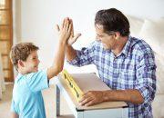 Психолог: хвалите ребенка не только за результат, но и за старания