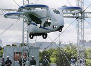 Автомобиль-квадрокоптер: к 2030 году люди начнут летать на дронах