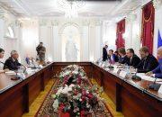 Кондратьев обсудил вопросы сотрудничества с послом Новой Зеландии