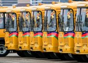 В кубанские школы перед Днем знаний передали 121 автобус