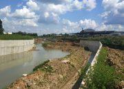 В Абинске на 90% расчистили реку Абин