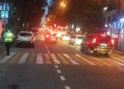 В Сочи водитель иномарки на пешеходном переходе сбил ребенка