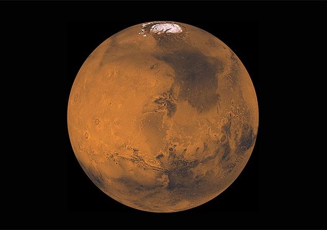 летать на марс
