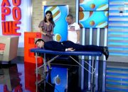Назарет Касьян: расслабляющий массаж нацелен на психосоматику
