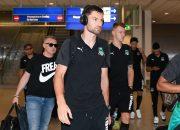 ФК «Краснодар» показал стартовый состав перед матчем с «Олимпиакосом»