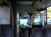 В Сочи полицейские провели рейд по безопасности пассажирских автобусов