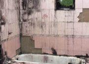 В Калининском районе воры подожгли дом жертвы, чтобы замести следы