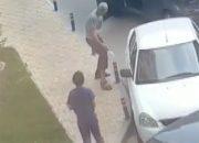 В Краснодаре из ревности мужчина проткнул ножом колеса «Приоры»