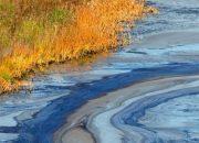 В Апшеронском районе в реке обнаружили нефтяное пятно