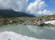 На Кубани исследователи открыли новое озеро в Кавказском биосферном заповеднике