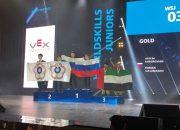Кубанцы завоевали два золота на чемпионате мира WorldSkills