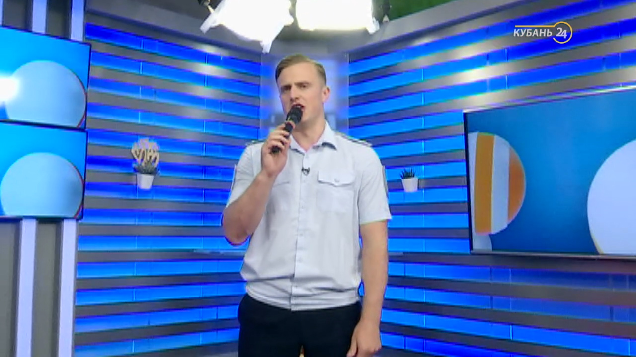 Лейтенант полиции Владислав Колбасин: у нас каждый может заняться творчеством